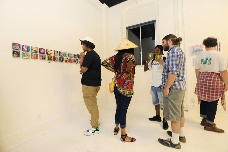 """OFFLINE viewers with Mercedes LLanos' newest project, """"#Selfie."""""""