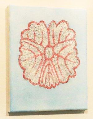 """(Volcanic Sand) """"Desert Flower"""""""