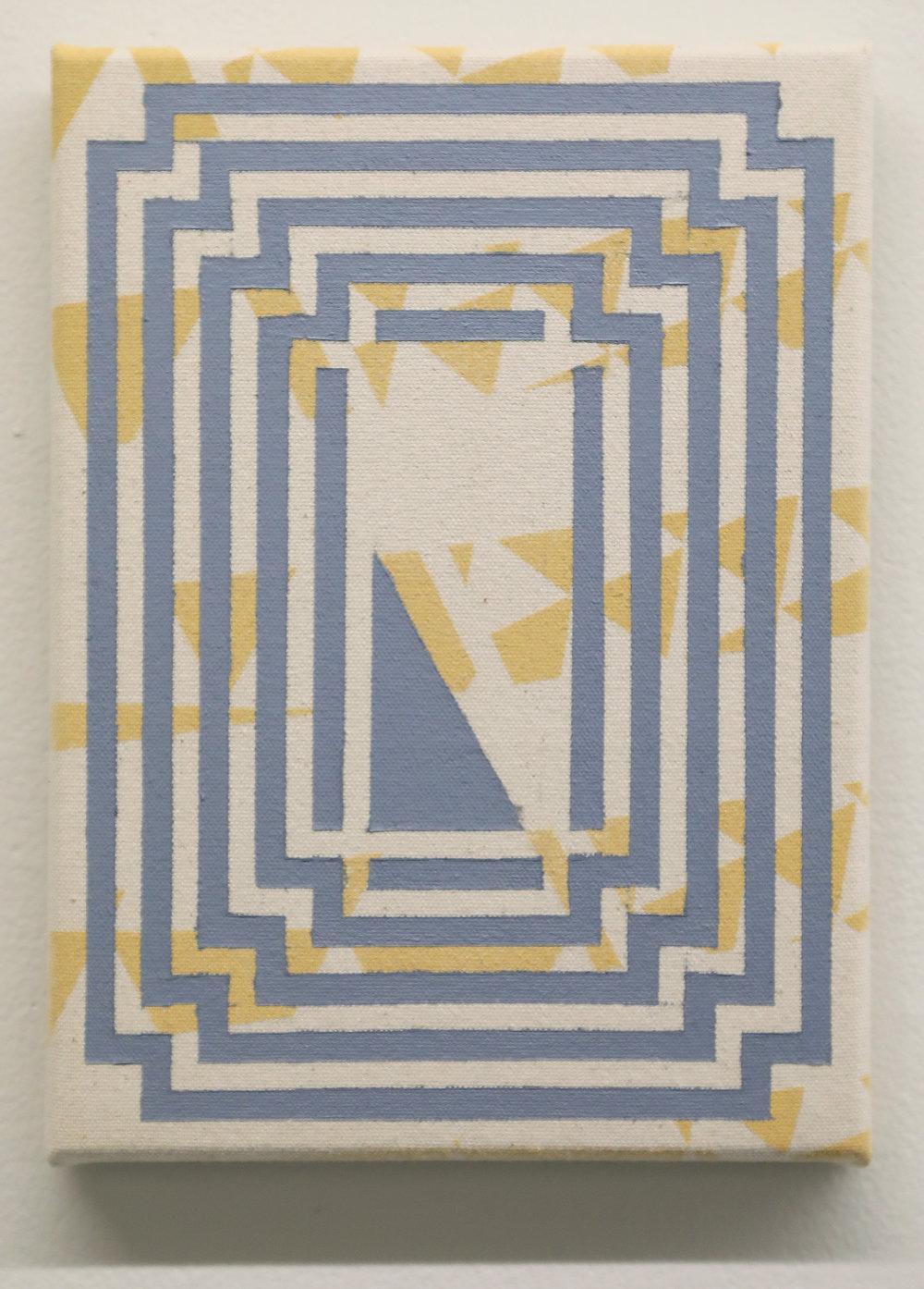 Maze.  Alex McClurg, 2017.