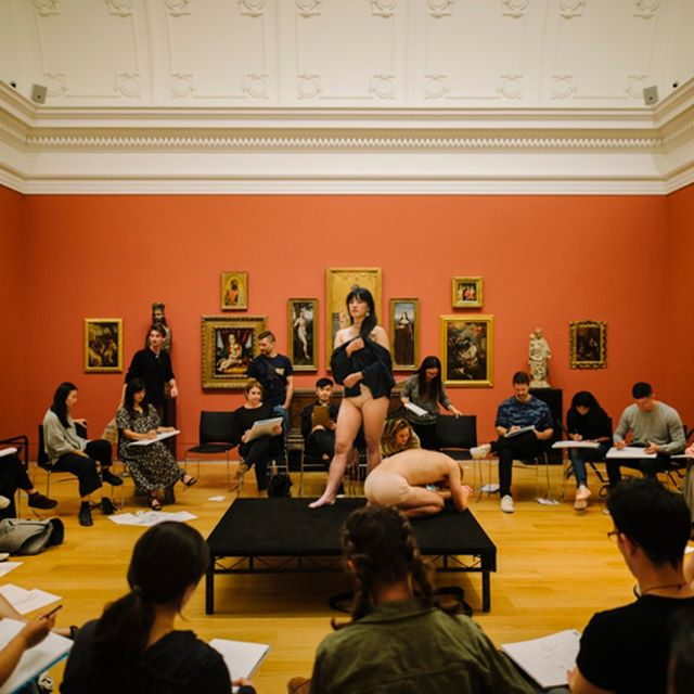 Pick up a pencil at 'Drawing Club' this @artweekauckland - Join with fellow expressionists for a unique, drop-in social session of figure drawing in a curated setting - complete with life models, still life backdrops and music. Hosted by @pariskirby - All ages and skill levels welcome.  BYO drawing supplies. - https://www.facebook.com/events/288025791798215/ - Ellen Melville Centre (Betty Wark Room) 12 - 2pm - 9th October - In collaboration with @artache_nz  Funded by @heartofaklcity