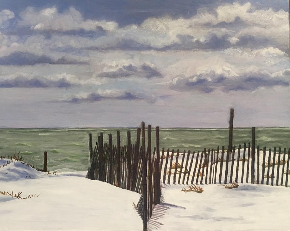 snowy horizons