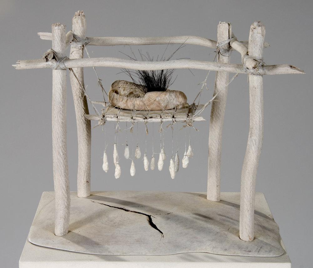 White Funerary