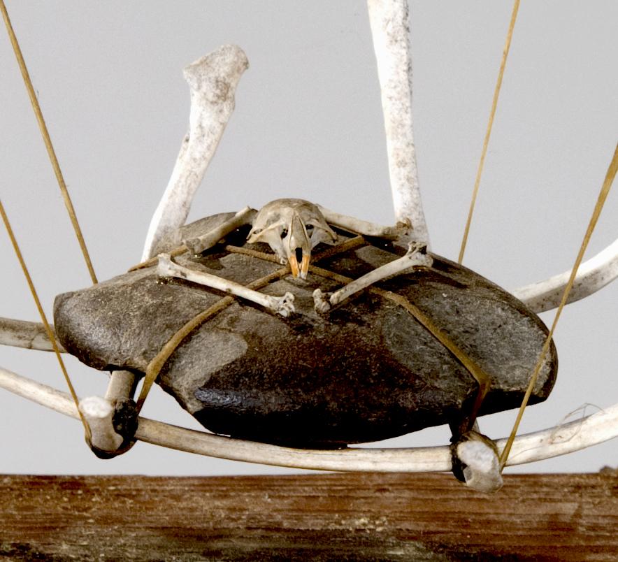 Skull Funerary