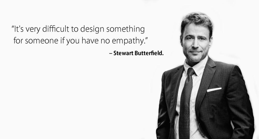 Stewart Butterfield, co-founder de Flickr et Slack