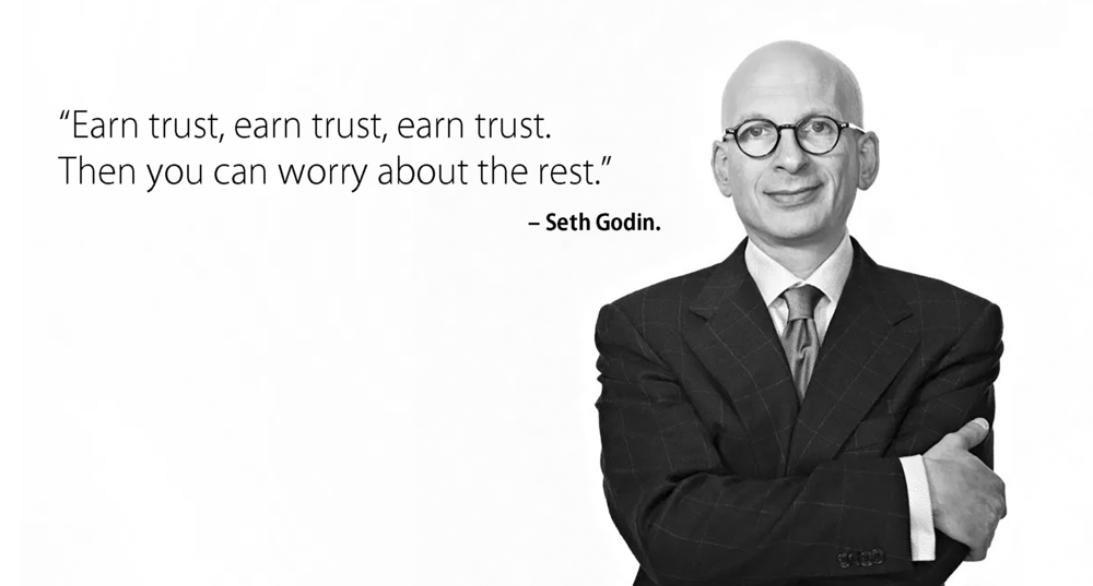 Seth Godin, - The most important question - 2014