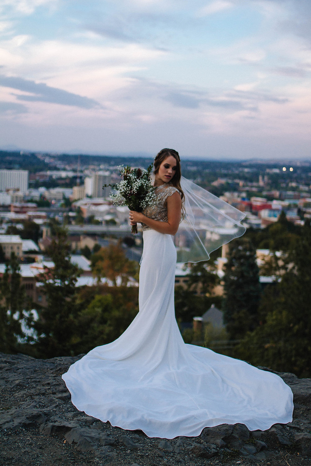 Spokane wedding dress image 16