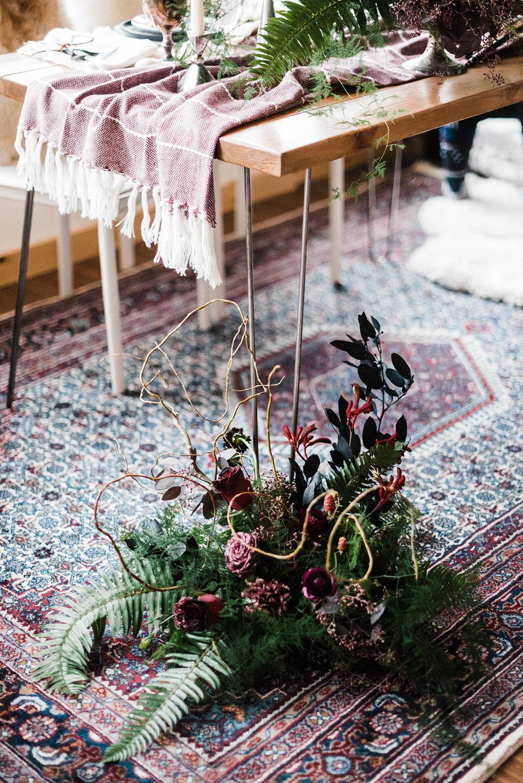 winter elopement spokane snoqualmie pass wedding