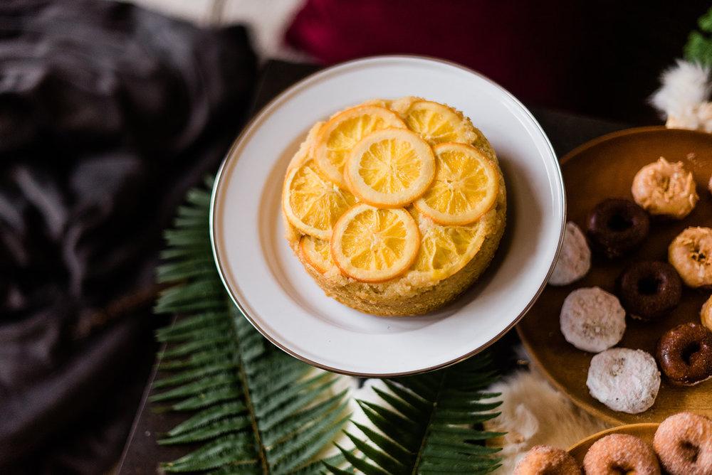 lemon wedding cake spokane