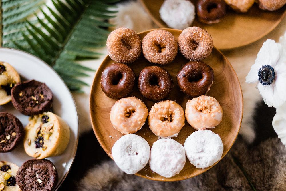 wedding donuts spokane