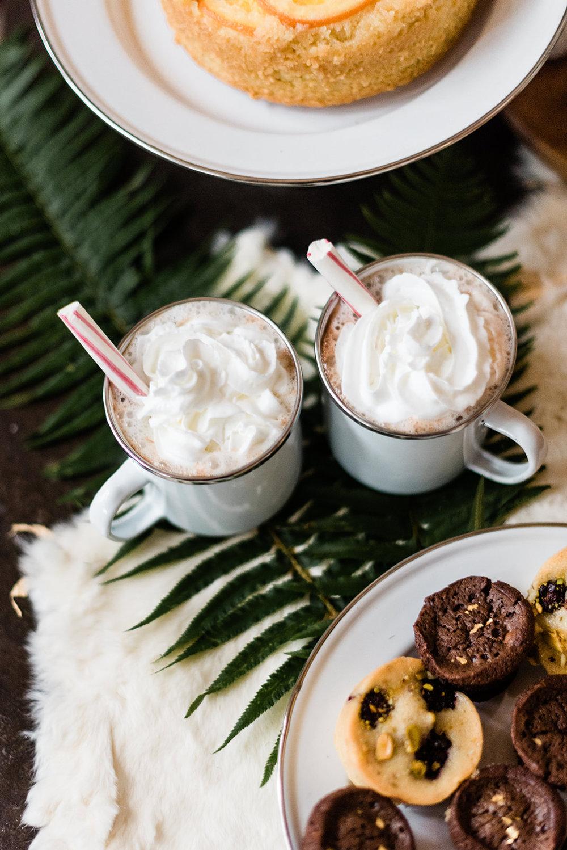 hot chocolate spokane wedding drink