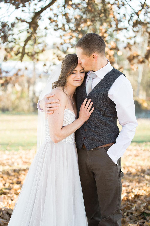spokane wedding dress bride groom
