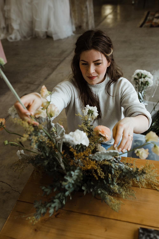 spokane wedding dress house of found flowers