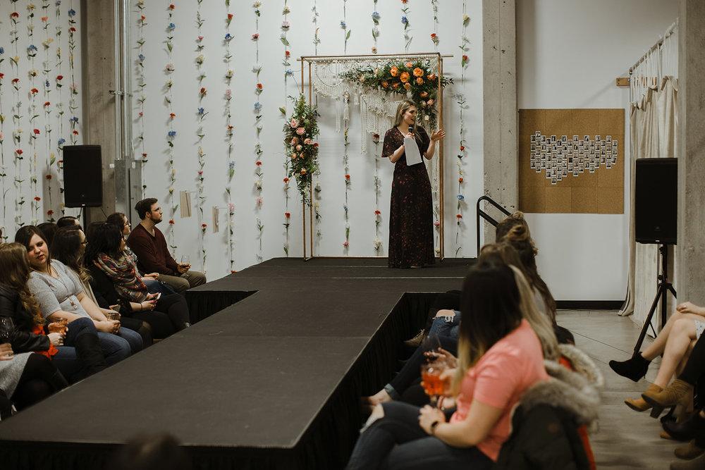 spokane wedding dress fashion show emcee cassie david