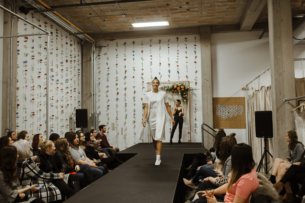 spokane wedding dress fashion show swank boutique