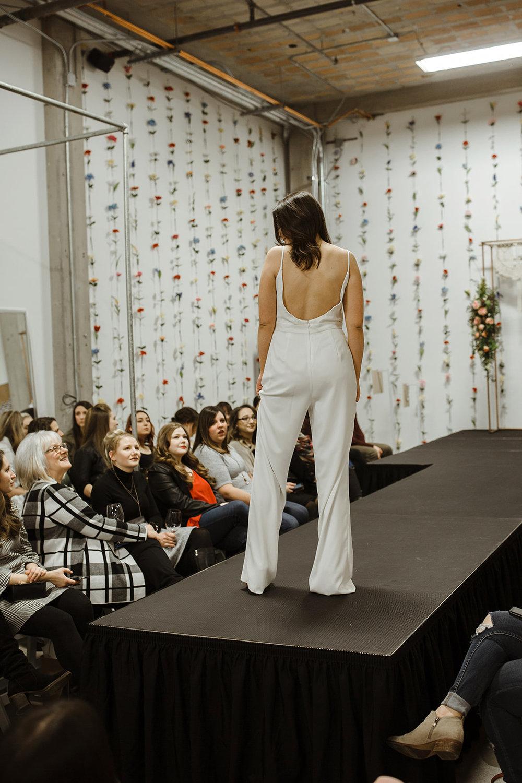 spokane wedding dress bridal pantsuit fashion show