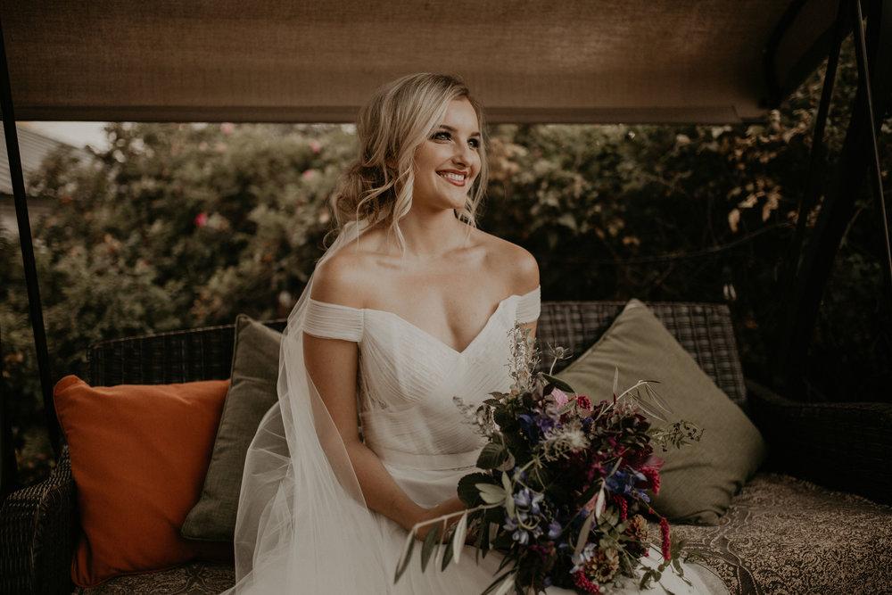 bride wedding spokane