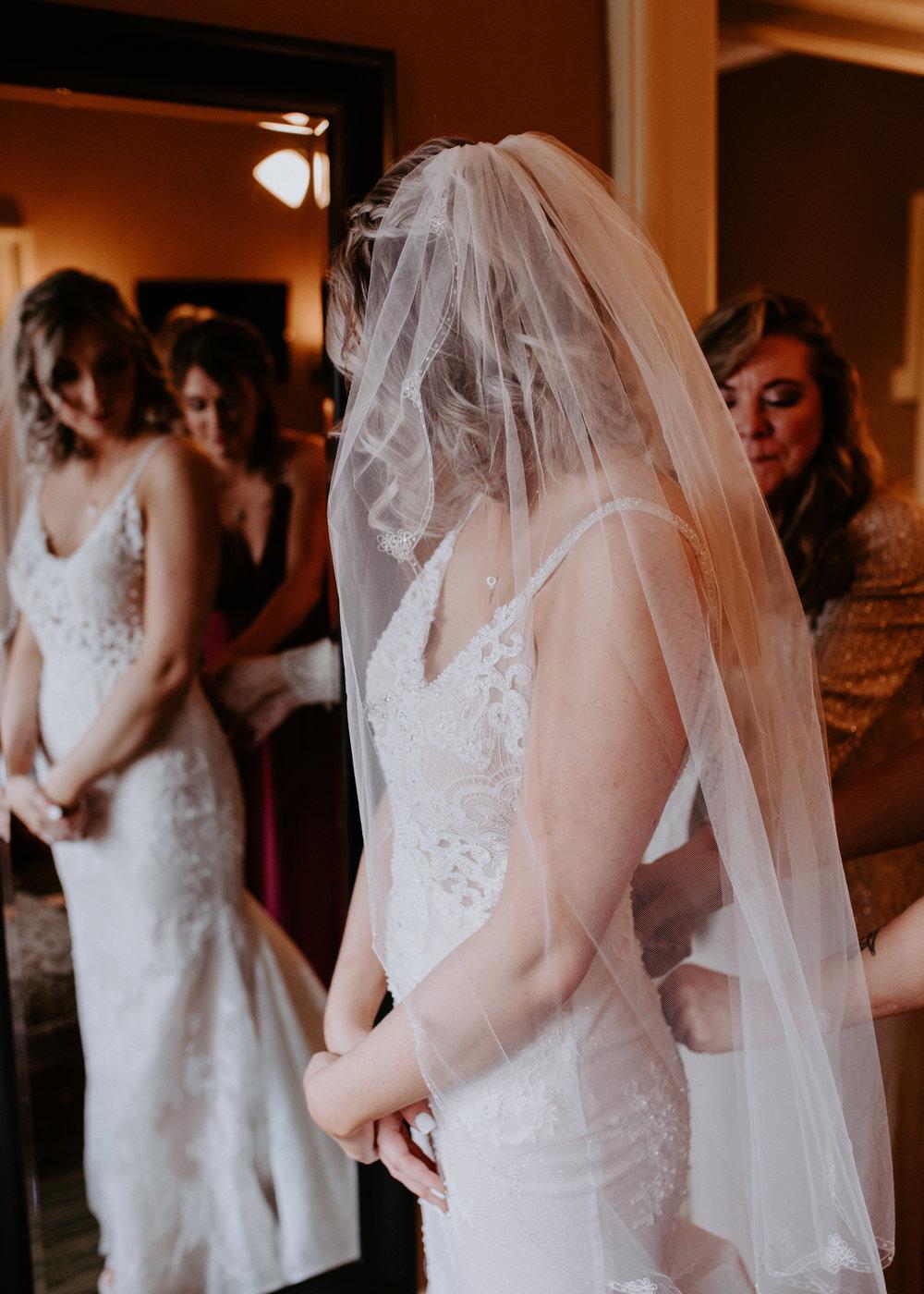 bridal gown l'amour spokane wedding