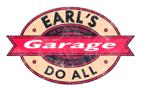 Earl's Do All Garage.