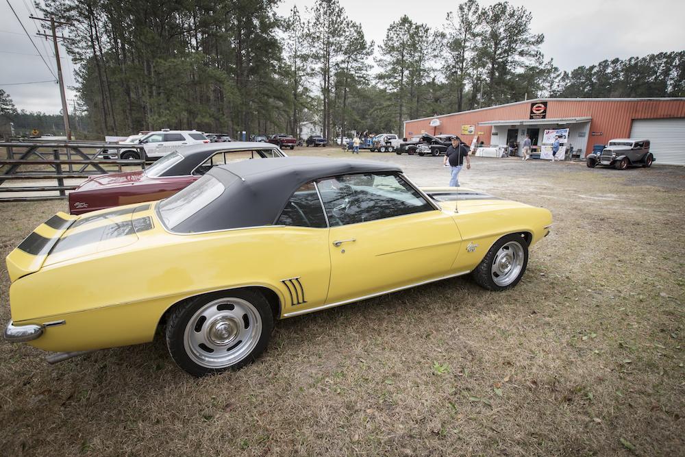 Chevy Camero.