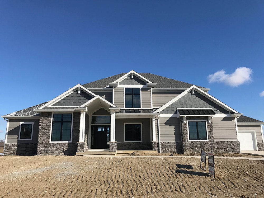 Move into a new build - In an ever changing market with low inventory or specific needs, letting our Realtor team lead you through the process of building your custom home will be rewarding.