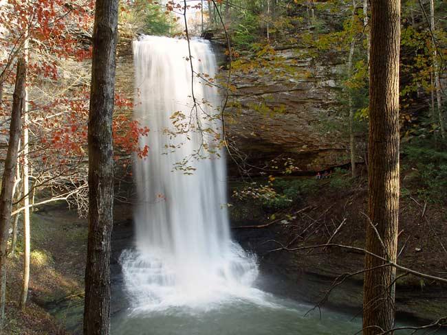 Upper Piney Falls | Photo: Rich Stevenson