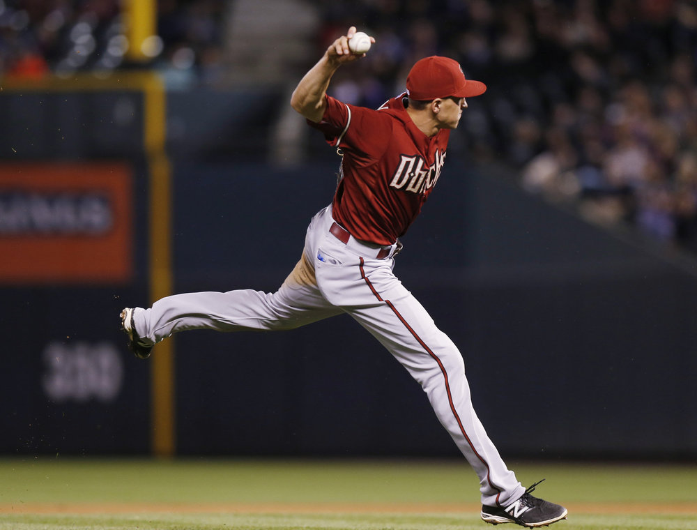 Nick Ahmed - Longtime AP Athlete and Major League shortstop Nick Ahmed has seen the benefit of consistent training and mental discipline pay off at the highest level in baseball.