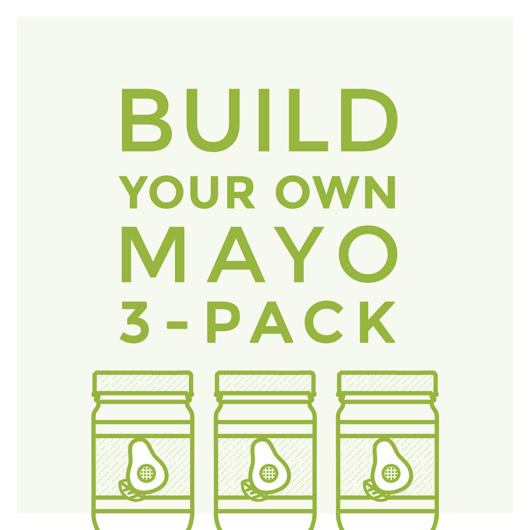 Build Your Own Mayo 3 Pack