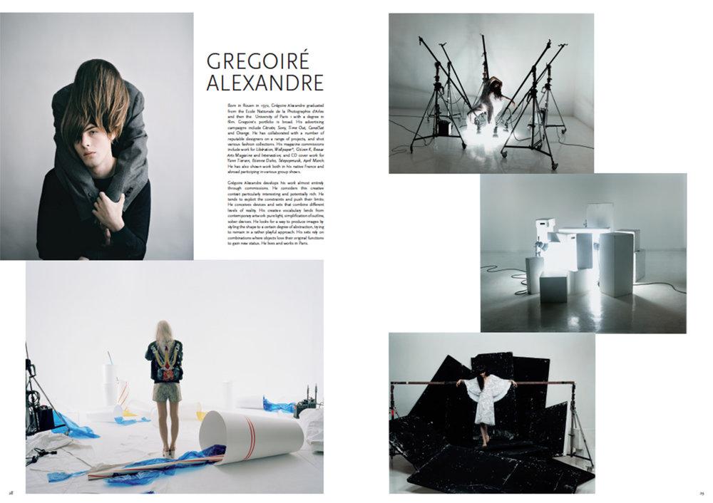 Photography Courtesy: Gregoiré Alexandre
