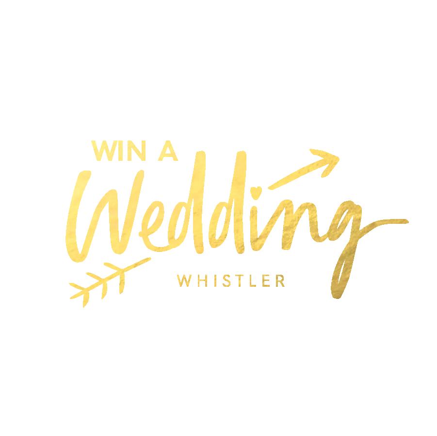A wedding whistler win a wedding whistler junglespirit Image collections