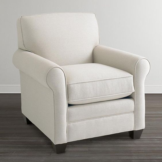 Harris Roll Arm Chair $799.00 Sold By Bassett Furniture