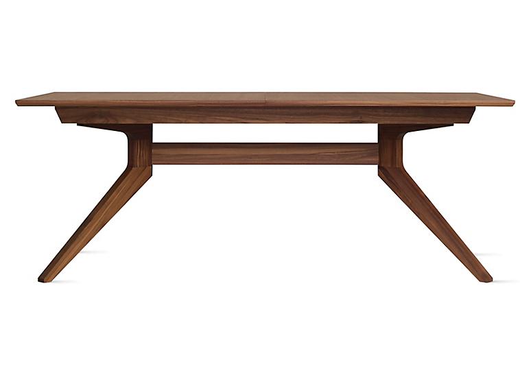 Etonnant High/Low Modern Rectangular Trestle Dining Tables