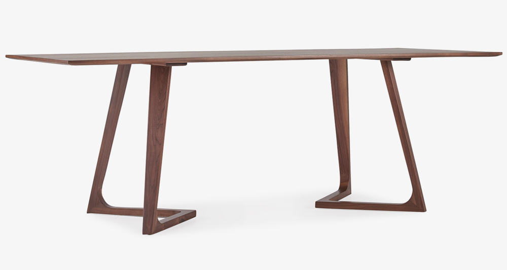 Attrayant High/Low Modern Rectangular Dining Tables