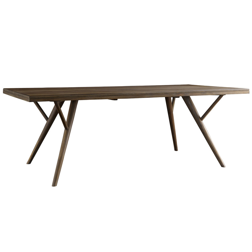 Brownstone Rectangular Dining Table