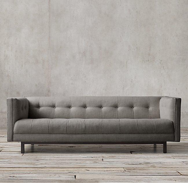 RH Tuxedo Sofa Single Cushion.jpeg