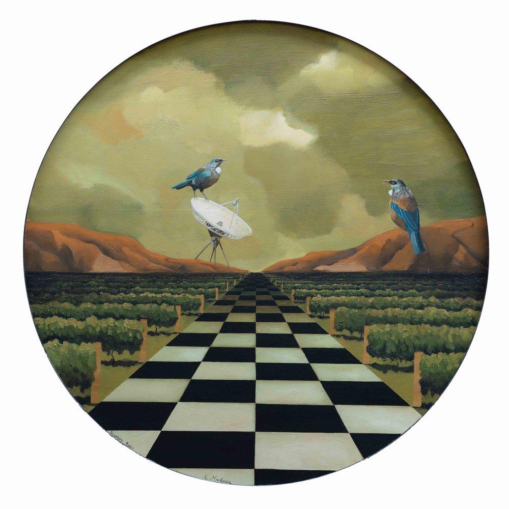 16. Paradigm Road