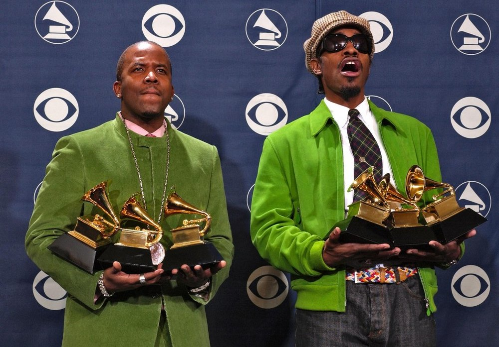 Outkast's Grammy victory  is still a seminal moment in hip hop history.