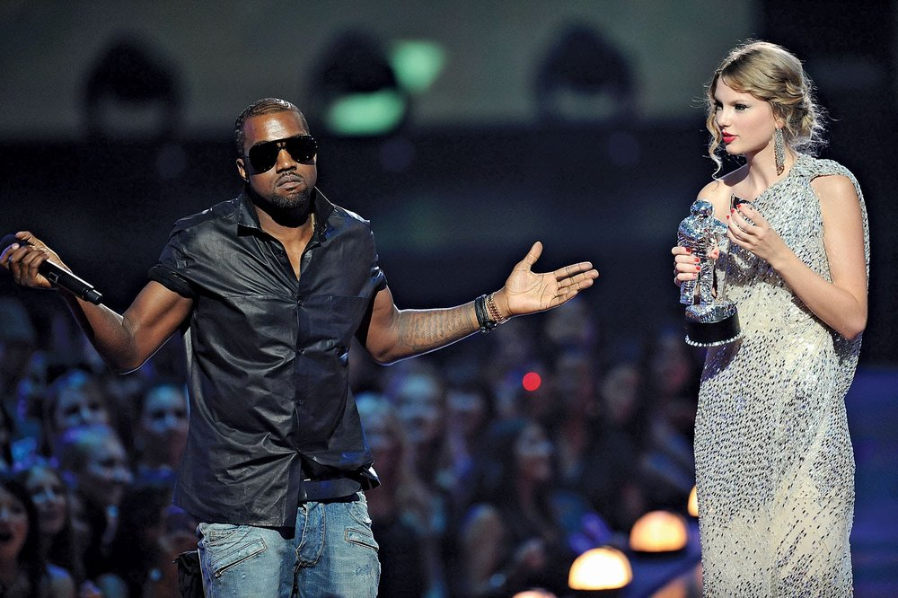 Was this the moment that Kanye West cost himself a Best Album Grammy?