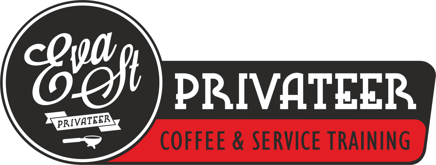 PRIVATEER COFFEE TRAINING