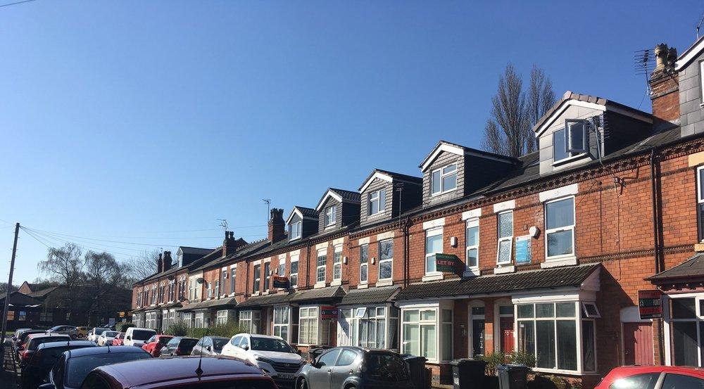 Birmingham Street Scene