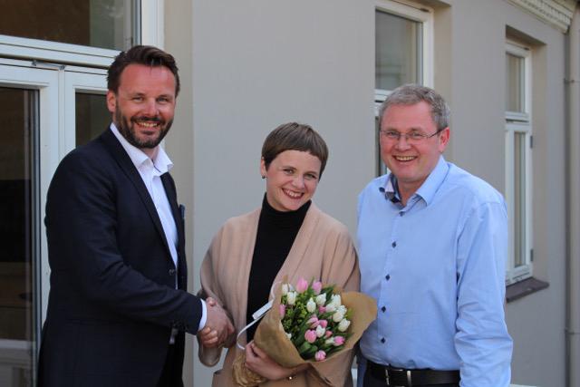 Kristin Øygarden overtar daglig driften av Ordkraft