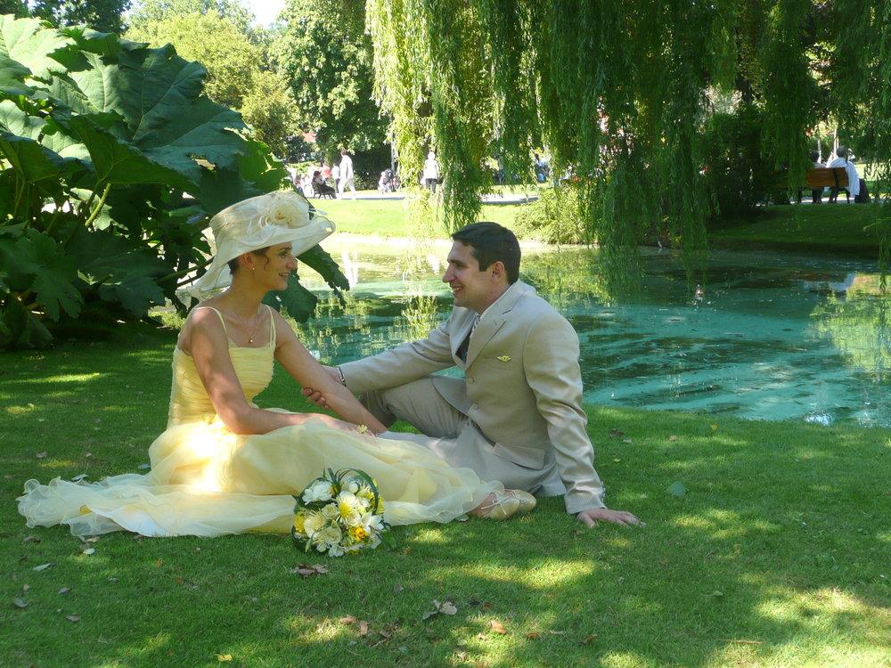 mariage vers de beaux horizons