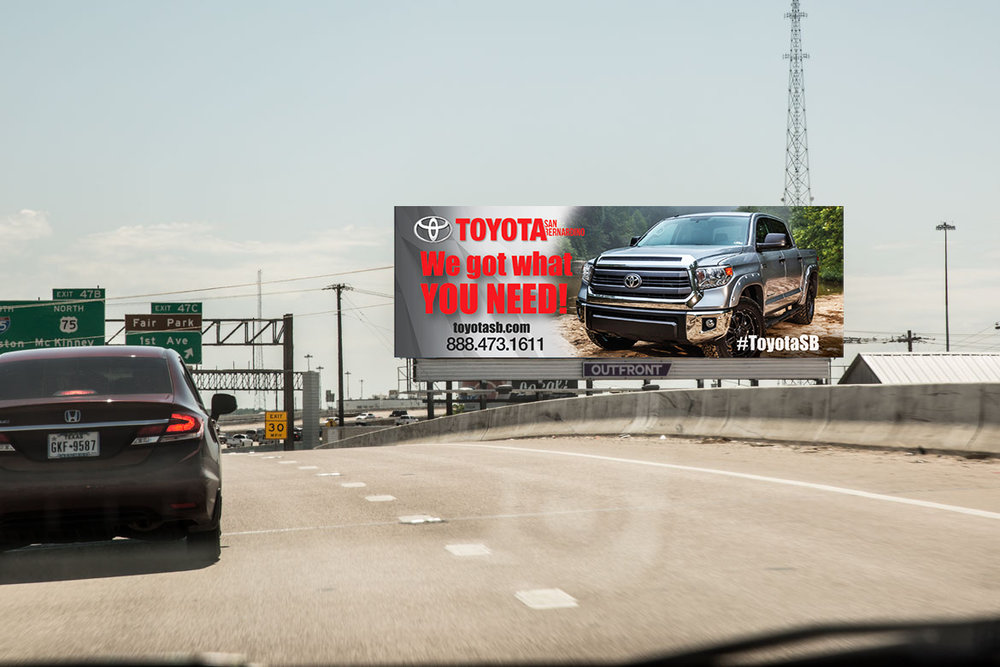 Superb FreewayBillboard