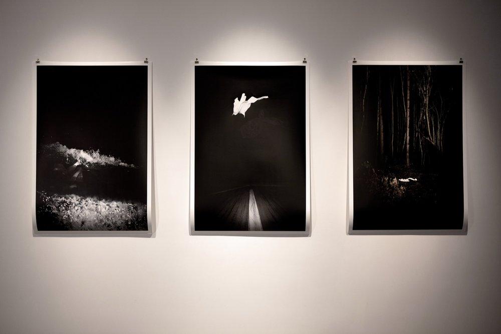Niklas Goldbach  Means of Escape 2012 Digital pigment prints on baryt paper  120 x 80 cm (each) Edition 3 + 2 AP