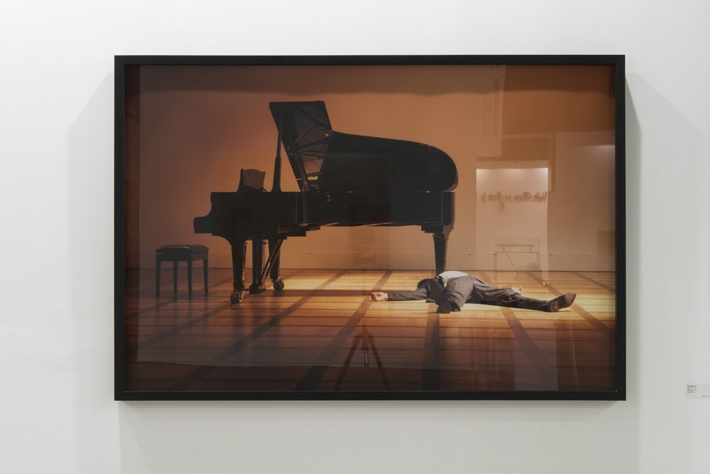 Basir Mahmood  Silence from a still 2013 Inkjet on photo rag 100 x 150 cm Edition of 3 + 1 AP.