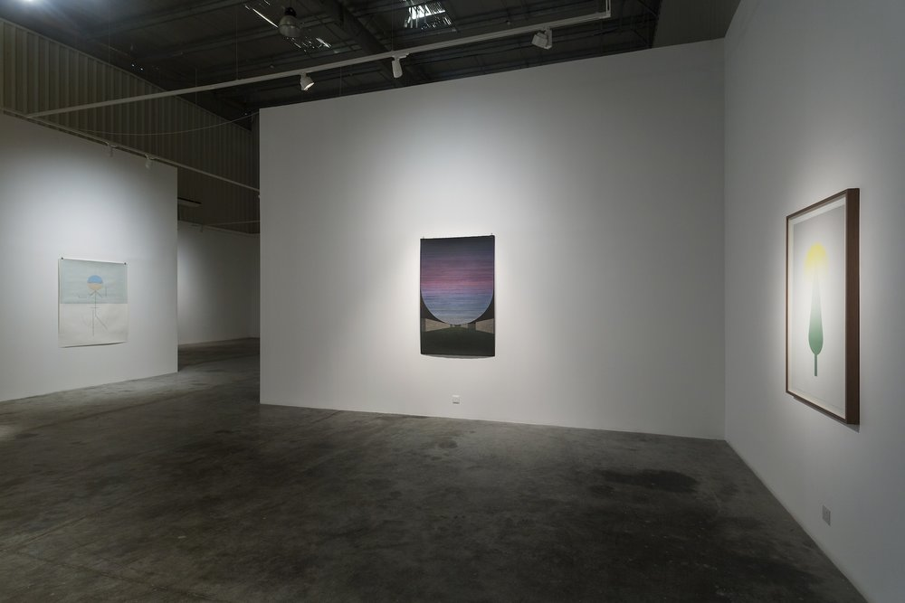 Installation view / Yield