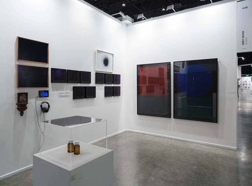 Installation view / ART DUBAI 2015