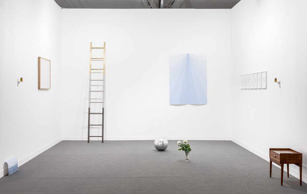 Installation view / Frieze London