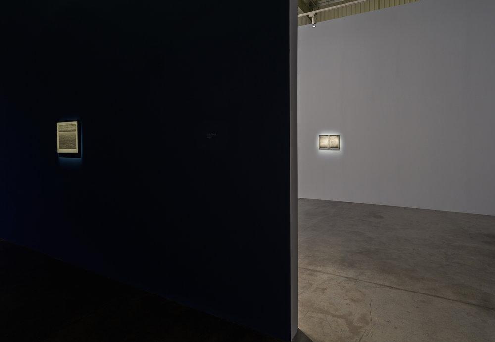 Installation view / sagar, Lala Rukh
