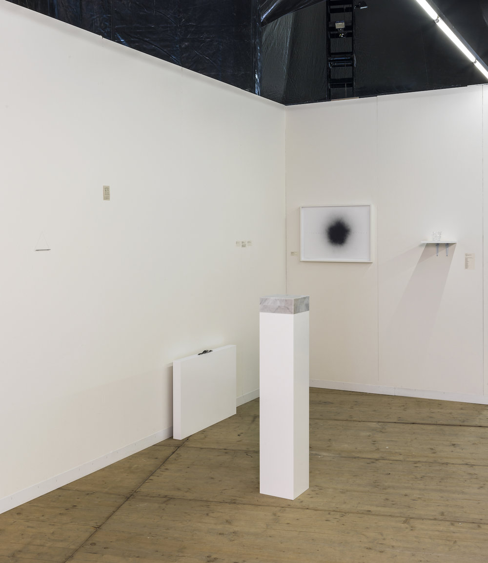Installation view  Liste 19 Basel, Switzerland