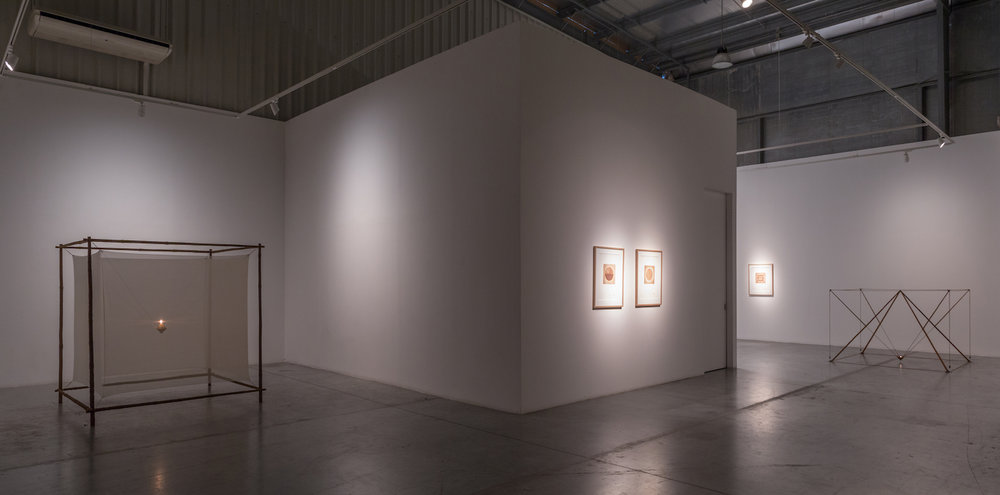Installation view / Assemblage; 1980 - 1985
